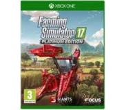 Games Farming Simulator 17 Platinum Edition Xbox One