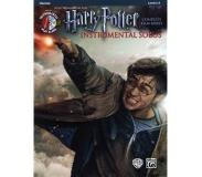Book Harry Potter Instrumental Solos - Clarinet, Book & CD