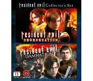 Sony Pictures Resident Evil: Damnation + Degeneration (Blu-ray)