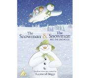 Dvd The Snowman & The Snowman and the Snowdog (Tuonti)