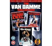 Dvd Van Damme - The Cult Movie Collection (Tuonti)