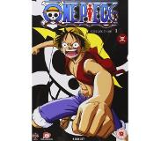 Dvd One Piece (Uncut) - Collection 1 (Tuonti)
