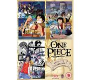 Dvd One Piece Movie Collection 3 (Contains Films 7 To 9) (Tuonti)