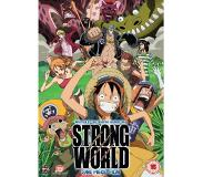 Dvd One Piece The Movie: Strong World (DVD)