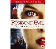 Sony Pictures The Resident Evil Collection (Tuonti)