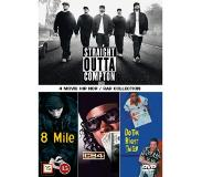 Universal (Sony) 4 Movie Hip-Hop/Rap Collection