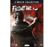 FOX Friday the 13th - 8 Movie Collection