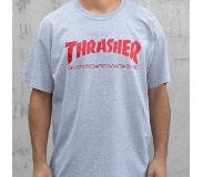 Thrasher Skate-Mag T-Shirt grey mottled Koko S