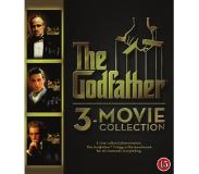 Fox-Paramount The Godfather - 3 Movie Collection (Blu-ray)