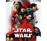 Star Wars Star Wars: The Last Jedi - 4K Ultra HD + Blu-ray (ei suom.tekst.)