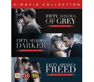 Universal Pictures Fifty Shades 1-3 Box (Blu-ray)