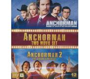 Paramount Anchorman - Two Movie Set (Blu-ray)