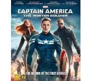 Marvel Avengers Captain America: The Winter Soldier (Blu-ray)
