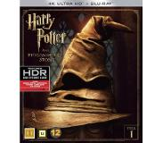 Warner Home Video Harry Potter and the Philosopher's Stone - 4K Ultra HD + Blu-ray