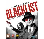 Sony Pictures The Blacklist - Kausi 3 (Blu-ray)