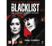 Universal (Sony) The Blacklist - Kausi 5 (Blu-ray)