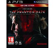 Konami Metal Gear Solid V - The Phantom Pain - Day One Edition