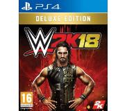 2K Games WWE 2K18 - Deluxe Edition