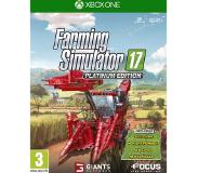 Pan vision Farming Simulator 17 - Platinum Edition