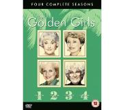 Dvd The Golden Girls - Seasons 1-4 (Tuonti)