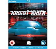 Blu-ray Knight Rider - The Complete Collection (Blu-ray) (Blu-ray) (Tuonti)