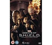 Buena Vista UK Marvel's Agents Of S.H.I.E.L.D. - S4 DVD [2018] (DVD)