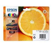 Epson Ink Multipack (B/C/M/Y/PB) Claria 33XL -XP-530
