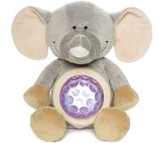 Teddykompaniet Wild - Night Light - Elephant (TK2396)
