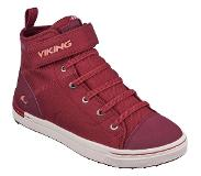 Viking Skien MID GTX Tennarit, Wine/Coral 31