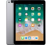 "Apple iPad Wi-Fi + Cellular (2018) 9.7"" 128GB Avaruuden harmaa"