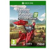 Focus Home Interactive Farming Simulator 17: Platinum Edition - Microsoft Xbox One - Simulaattori