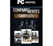 SEGA Company of Heroes Complete Pack PC