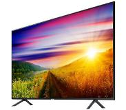 "Samsung UE55NU7105KXXC LED-televisio 139,7 cm (55"") 4K Ultra HD Smart TV Wi-Fi Musta"
