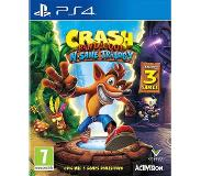 Sony Crash Bandicoot N. Sane Trilogy, PS4 videopeli PlayStation 4