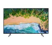 "Samsung UE40NU7192 LED-televisio 101,6 cm (40"") 4K Ultra HD Smart TV Wi-Fi Musta"