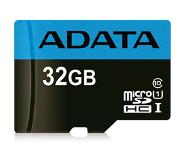ADATA 32GB Micro SDHC 85/20MB/s + adapter
