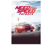 Microsoft Need for Speed Payback videopeli Perus Xbox One