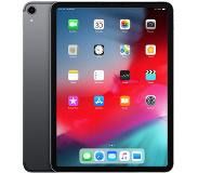 "Apple iPad Pro 27,9 cm (11"") 64 GB Wi-Fi 5 (802.11ac) 4G LTE Harmaa iOS 12"