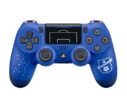 "Sony DualShock 4 Limited Edition ""PlayStation F.C."" Peliohjain PlayStation 4 Musta, Sininen"