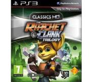 Games Ratchet & Clank Trilogy PS3