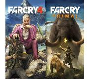 Ubisoft Far Cry Primal + Far Cry 4: Double pack, PS4 videopeli PlayStation 4