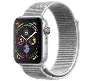 Apple Watch Series 4 GPS, 40mm Silver Alumiini