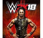 Sony WWE 2K18, PS4 videopeli Perus PlayStation 4