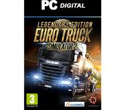 SCS Software Euro Truck Simulator 2 Legendary Edition PC