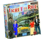 Alphageek Ticket To Ride New York Expansion