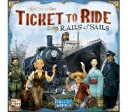 Alphageek Ticket To Ride Rails & Sails