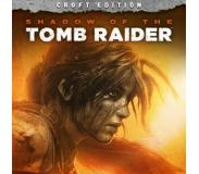 Sony Shadow of the Tomb Raider - Croft Edition videopeli PlayStation 4