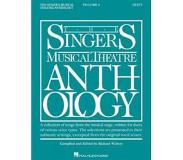Hal Leonard Corp The Singer's Musical Theatre Anthology: Duets - Volume 4: Book Only