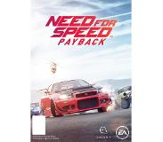 Electronic Arts Need for Speed Payback, PS4 videopeli Perus PlayStation 4