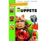 Dvd The Muppets - 3 Movie Collection (Import)